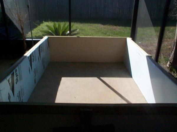 2nd step pond