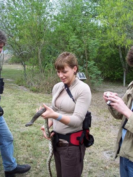 second snake