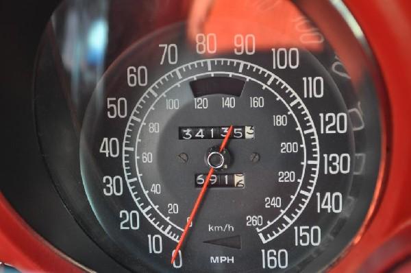 Corvette Odometer