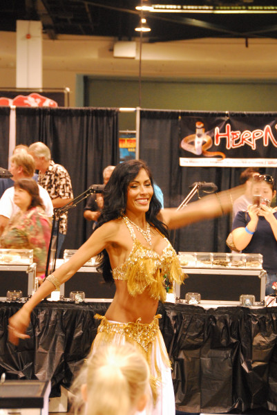 Scenes from NARBC Anaheim 2010