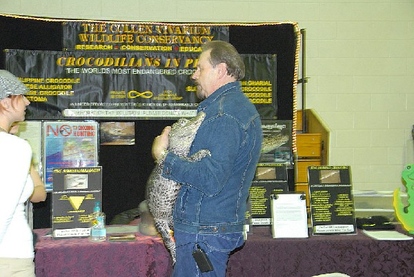 Reptile Rampage 2010