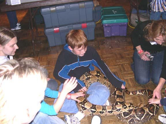 Snake Days